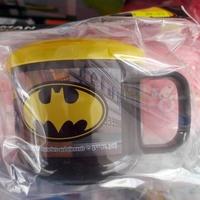 Batman 蝙蝠俠 卡通水杯 兒童水杯連蓋 膠杯 225ml BPA FREE 6357-21