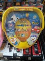韓國 Pororo 冰鎮小企鵝 兒童用品  學習廁所板 軟墊 小廁所板_2786b140118