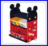 ㊣日本 Disney  Mickey 米奇 玩具架 玩具箱 儲物架 儲物櫃 雜物架 收納 *即送廸士尼廢紙箱* ※店取95折
