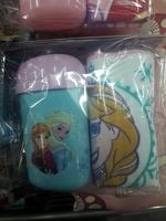 開學用品 Disney Frozen 冰 魔雪奇緣 Elsa Anna 幼稚園 兒童毛巾盒 手巾仔_03052018
