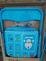 Doraemon 多啦A夢 叮噹 兒童枱 安全鎖摺椅/札 餐桌3059_店取95折