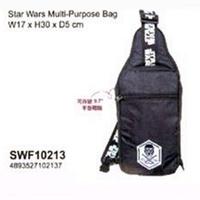 Star Wars 星球大戰 學生書包 兒童斜帶 單肩包 電腦袋12013_店取7折