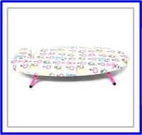 ㊣韓國 Sanrio Hello Kitty 凱蒂貓座枱熨衫板燙衣板4442※※店取-$10※※