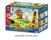 ㊣韓國 Tayo The Little Bus Mini 小巴士 玩具Tayo泰路摩天輪 轉轉車場1955setA原價$1068/網客店取照價9折$961