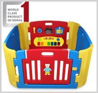 嬰兒玩具 [訂貨區] 韓國正品 兒童 BB 安全 玩具 圍欄 音樂遊戲欄 2940_店取95折