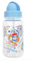 Doraemon 350ml Water Bottle叮噹飲管 膠水樽