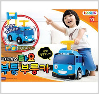 訂貨㊣韓國 Tayo The Little Bus 巴士 音樂 學行車 豬仔車 手推車 學步車 仔 玩具2128