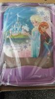 Disney Frozen 冰 魔雪奇緣 Elsa Anna 兒童枱櫈 安全鎖摺椅 餐椅 櫈仔17/3/2017店取95折