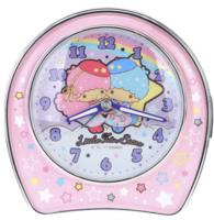 Little Twin Stars Round Sharp Alarm Clock 鬧鐘