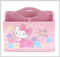 聖誕節禮物 Sanrio Hello Kitty 首飾 儲物木盒 精品 2949