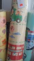 ㊣韓國Disney Baby Mickey Mouse 米奇BB PE  嬰兒 兒童地墊 爬行 膠地蓆100x200x1cm(140617)__店取95折