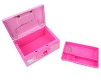 Hello Kitty Jumbo Cash Box 珍寶夾萬Size: 26.2W x 10.8H x 17.8Dia cm1213A