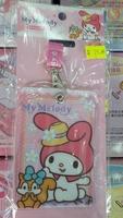 開學用品 正版 Sanrio My Melody 兒童 八達通套 掛頸 學生証件套 咭套_2/4/2017