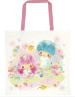 Little Twin Stars Canvas Shopping Bag 帆布購物袋