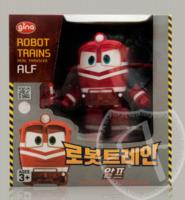 ㊣韓國Robot Train/Alf變形小火車 變身機械人/20032018