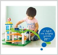 ㊣韓國 Tayo The Little Bus Mini 小巴士 玩具 轉轉車場1955setA原價$699/網客店取照價95折$664