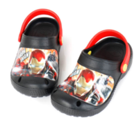 韓國 Marvel Avenger 復仇者聯盟 Iron Man 鐵甲奇俠 兒童涼鞋 沙灘拖 雨鞋(16-22cm)店取1對95折/2對9折
