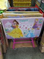 Disney Princess Kids Table 白雪公主安全摺合檯 約39.5x59.5x56cm高121217