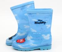 韓國 Disney Mickey Mouse 米奇 兒童/防滑雨靴/ 雨鞋(17-21)網客店取1對95折/120418