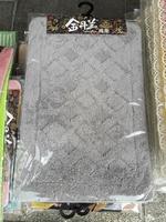 FLOOR MAT/長絨毛純色標準柔軟防滑地毯 (約40 x 60CM)260118C
