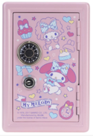 Sanrio My Melody Metal Safe Bank 直身夾萬031017