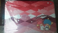 ㊣Sanrio The Little Twin Star防滑 卡通 地毯 地氈130717(40x60cm)1張$85__2張$160