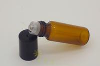 茶色玻璃滾珠瓶 走珠瓶 鋼珠5ml Glass Roll On Bottles