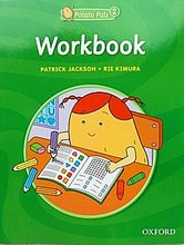 #994 Oxford 牛津英文Potato pals workbook