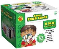 #1903 超值 ! Flash Cards Games , 一盒324張共6個遊戲 ,閃卡,學習卡