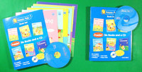 #1657 Oxford Potato Pals 1 Book Set , 6本教材+1張CD , 英文初級教材