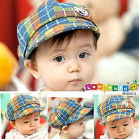 #A027  *超特賣*LEMONKID 型爆格仔帽 (4色選擇)