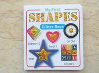 #412 My First shapes Glitter Book 閃閃書