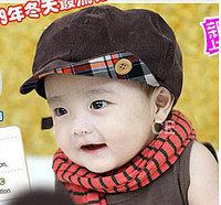 #A025  *超特賣* 燈心絨時尚帽