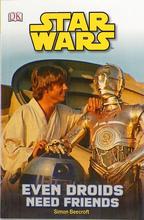 #1434  DK Star Wars ,Pre level 1 , 英文圖書,課外書