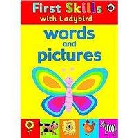#977 Ladybird Words & Pictures 插圖單詞字典
