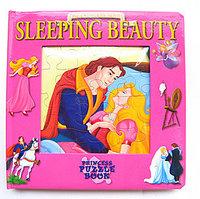 #642 Sleeping Beauty 睡美人故事拼圖書