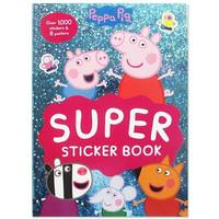 #2000 Peppa Pig Super Sticker Book