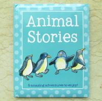 #1587 Parragon 英文小故事 Animal stories