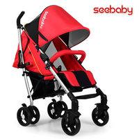 Seebaby S06A 特價 高坐位 嬰兒車 輕便全蓬bb嬰兒手推車 士的車