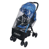 Nemo Pro 嬰兒手推車 雨篷 雨罩 雨擋 rain cover