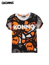 猿人頭系列平紋短袖T恤親子裝 5987