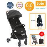 英國 Joie Pact flex Signature 挑高座椅 可折疊 便攜型 單向 嬰幼兒手推車 6.6kgs