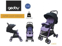 Geoby 特價 超輕 bb 嬰兒 幼兒 可站立 單手收車 手推車 (4kg)