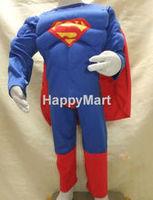 Halloween 萬聖節兒童服裝 肌肉型超人