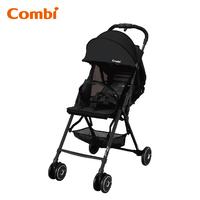 日本 Combi F2 Plus 嬰兒 手推車 bb 車 - Black