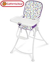 California Bear Embrace 高腳 嬰兒 bb 餐椅 High Chair
