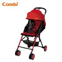 Combi F2 Plus 嬰兒 手推車 bb 車 - Red