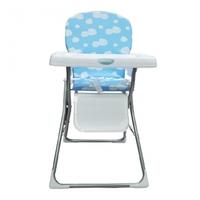 Baby Star 嬰兒 摺合 高腳 bb 餐椅 High Chair