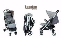 法國 Looping Squizz II 特價 行李式 可摺 單手收車 可站立 嬰兒車 bb車