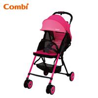 日本 Combi F2 Plus 嬰兒 手推車 bb 車 - Pink